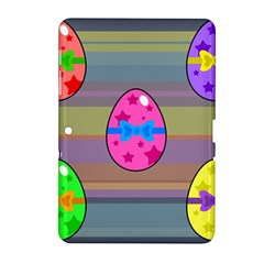 Holidays Occasions Easter Eggs Samsung Galaxy Tab 2 (10.1 ) P5100 Hardshell Case