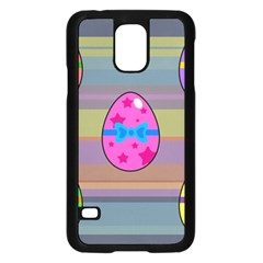 Holidays Occasions Easter Eggs Samsung Galaxy S5 Case (black)