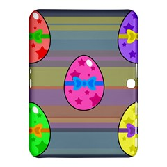 Holidays Occasions Easter Eggs Samsung Galaxy Tab 4 (10.1 ) Hardshell Case