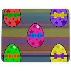 Holidays Occasions Easter Eggs Jigsaw Puzzle Photo Stand (Rectangular)