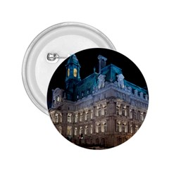 Montreal Quebec Canada Building 2.25  Buttons