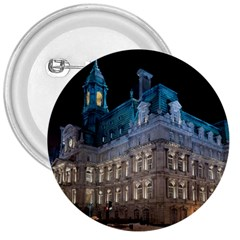 Montreal Quebec Canada Building 3  Buttons