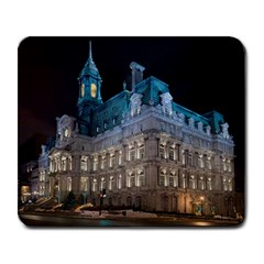 Montreal Quebec Canada Building Large Mousepads