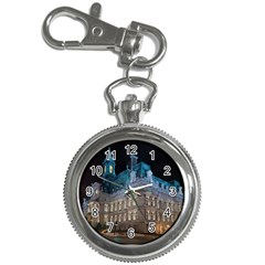 Montreal Quebec Canada Building Key Chain Watches