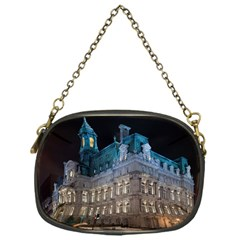 Montreal Quebec Canada Building Chain Purses (One Side)
