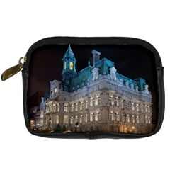 Montreal Quebec Canada Building Digital Camera Cases