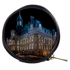 Montreal Quebec Canada Building Mini Makeup Bags