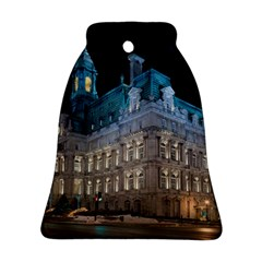Montreal Quebec Canada Building Bell Ornament (Two Sides)