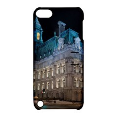 Montreal Quebec Canada Building Apple iPod Touch 5 Hardshell Case with Stand