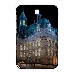 Montreal Quebec Canada Building Samsung Galaxy Note 8.0 N5100 Hardshell Case