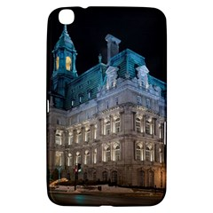 Montreal Quebec Canada Building Samsung Galaxy Tab 3 (8 ) T3100 Hardshell Case