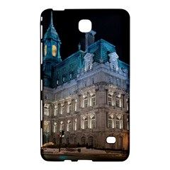 Montreal Quebec Canada Building Samsung Galaxy Tab 4 (7 ) Hardshell Case