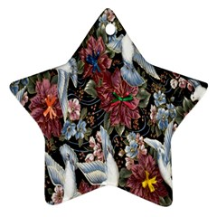 Quilt Ornament (Star)