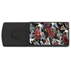 Quilt USB Flash Drive Rectangular (2 GB)