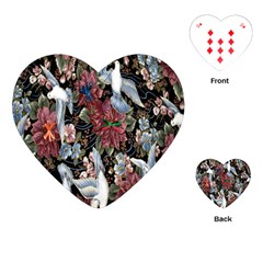 Quilt Playing Cards (Heart)
