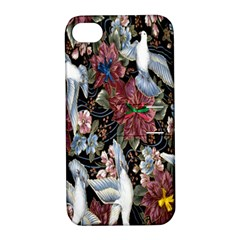 Quilt Apple iPhone 4/4S Hardshell Case with Stand