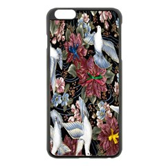 Quilt Apple Iphone 6 Plus/6s Plus Black Enamel Case