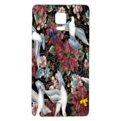 Quilt Galaxy Note 4 Back Case