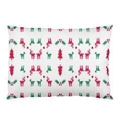 Reindeer Pattern Pillow Case
