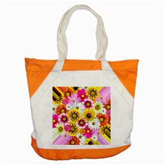 Flowers Blossom Bloom Nature Plant Accent Tote Bag