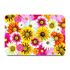 Flowers Blossom Bloom Nature Plant Plate Mats