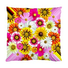 Flowers Blossom Bloom Nature Plant Standard Cushion Case (Two Sides)