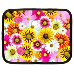 Flowers Blossom Bloom Nature Plant Netbook Case (XXL)