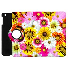 Flowers Blossom Bloom Nature Plant Apple Ipad Mini Flip 360 Case