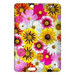Flowers Blossom Bloom Nature Plant Amazon Kindle Fire Hd (2013) Hardshell Case