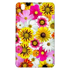 Flowers Blossom Bloom Nature Plant Samsung Galaxy Tab Pro 8.4 Hardshell Case