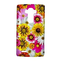 Flowers Blossom Bloom Nature Plant LG G4 Hardshell Case