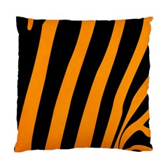 Tiger Pattern Standard Cushion Case (Two Sides)