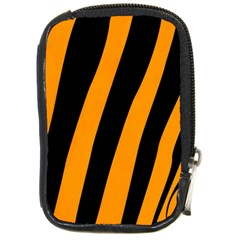 Tiger Pattern Compact Camera Cases