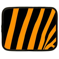 Tiger Pattern Netbook Case (XXL)