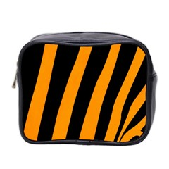 Tiger Pattern Mini Toiletries Bag 2-Side