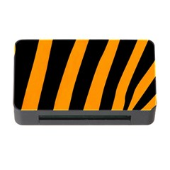 Tiger Pattern Memory Card Reader with CF