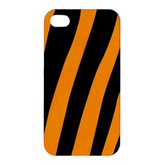 Tiger Pattern Apple iPhone 4/4S Hardshell Case