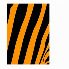 Tiger Pattern Large Garden Flag (Two Sides)