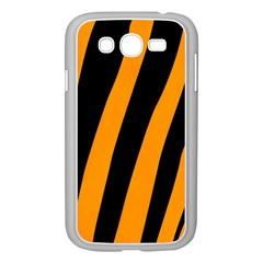 Tiger Pattern Samsung Galaxy Grand Duos I9082 Case (white)