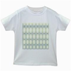 Lights Kids White T Shirts