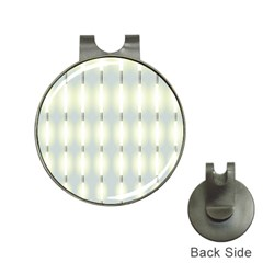 Lights Hat Clips with Golf Markers