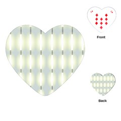 Lights Playing Cards (Heart)
