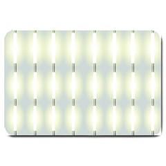 Lights Large Doormat
