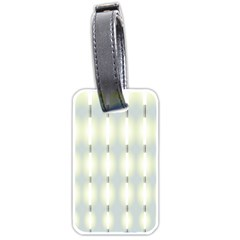 Lights Luggage Tags (One Side)