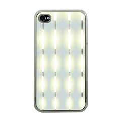 Lights Apple iPhone 4 Case (Clear)