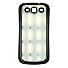 Lights Samsung Galaxy S3 Back Case (Black)