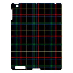 Plaid Tartan Checks Pattern Apple iPad 3/4 Hardshell Case