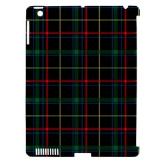 Plaid Tartan Checks Pattern Apple Ipad 3/4 Hardshell Case (compatible With Smart Cover)