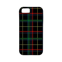 Plaid Tartan Checks Pattern Apple iPhone 5 Classic Hardshell Case (PC+Silicone)