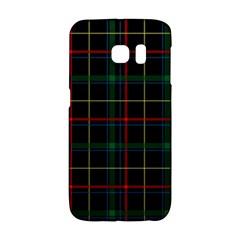 Plaid Tartan Checks Pattern Galaxy S6 Edge